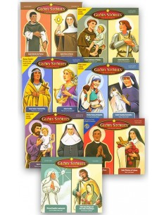 Glory Stories Set: 1 (Volumes 1-7)