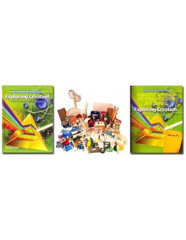 Chemistry and Physics Deluxe Set