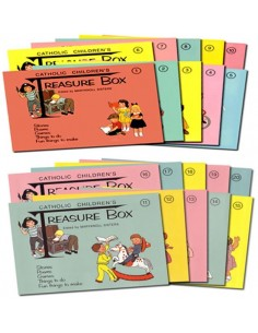Catholic Children's Treasure Box Sets 1 and 2