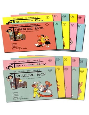 Catholic Children's Treasure Box Sets 1 and 2