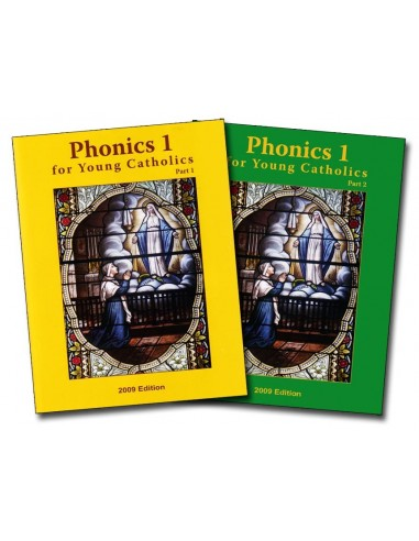 Phonics 1 for Young Catholics Legacy Ed. Book Set