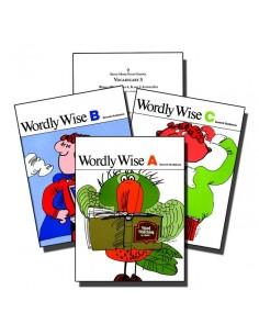 Wordly Wise Grade 3 Set & Key