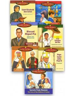 Glory Stories Set: 2 (Volumes 8-14)