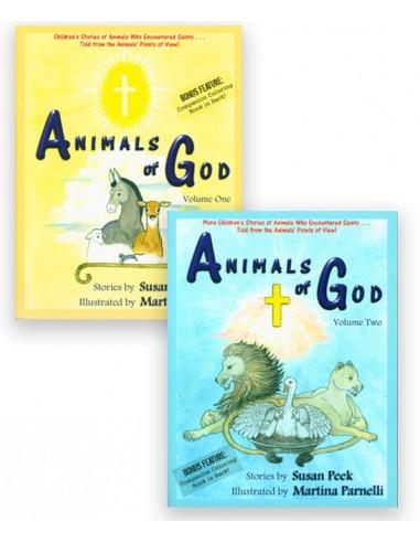 Animals of God: Two Volume Set