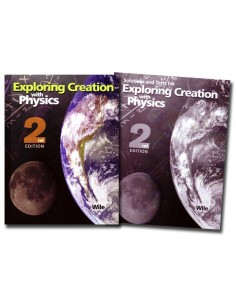 Exploring Creation with Physics Book Set (2nd Ed.)