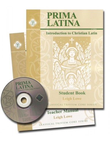Prima Latina Basic Set: Intro to Christian Latin