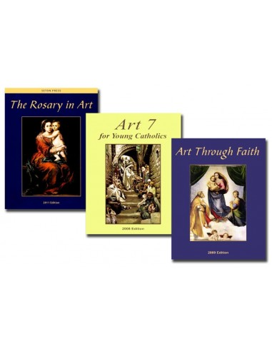 Art Appreciation Set with Softcovers