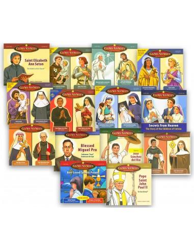 Glory Stories: 15 Volume Set