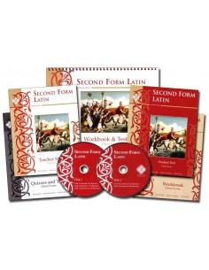 Second Form Latin Basic Set