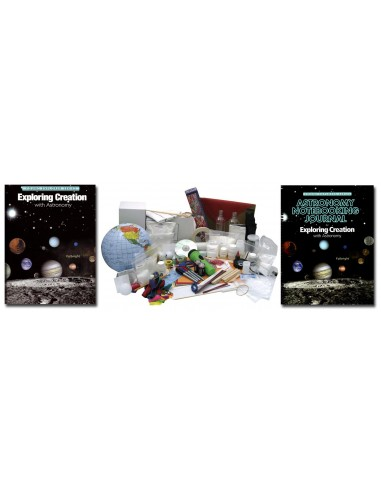 Astronomy Deluxe Set (2nd Ed.)