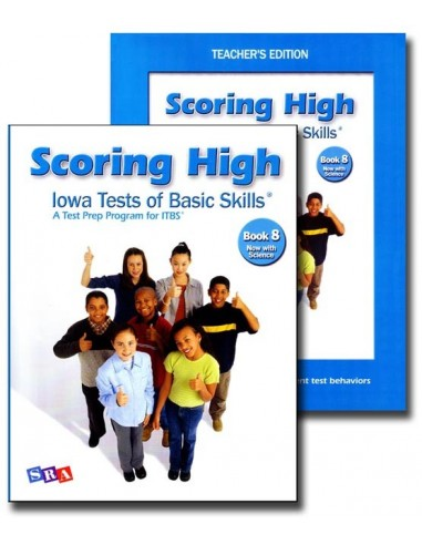 Scoring High IOWA Kit Gr. 8