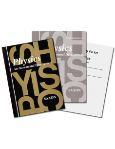 Saxon Physics (1st edition) Home Study Kit