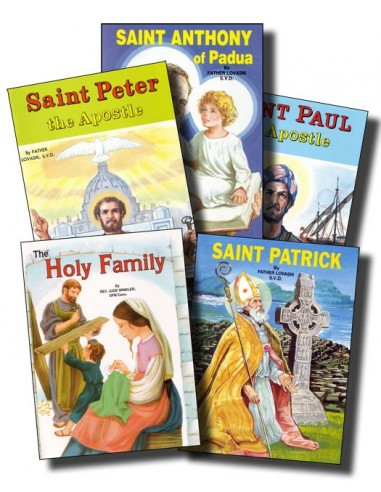 St. Joseph Set of 5 Books