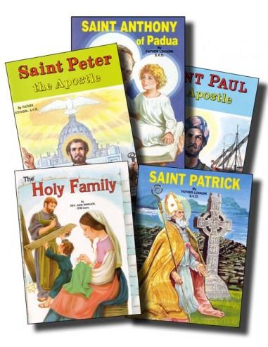 St. Joseph Set of 5 Books