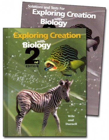 Exploring Creation with Biology Book Set