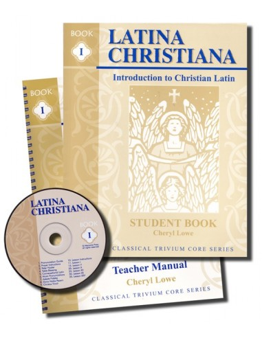Latina Christiana I: Intro to Christian Latin Set