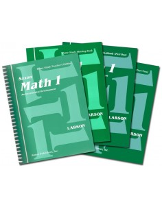 Saxon Math 1 Home Study Kit