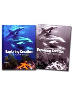Exploring Creation w/ Marine Biology Book Set