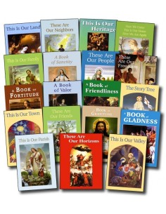 Faith and Freedom Reader Series (19 Book Set) with keys