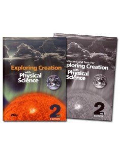 Exploring Creation with Physical Science Book Set