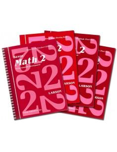 Saxon Math 2 Home Study Kit