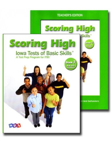 Scoring High IOWA Kit Gr. 7