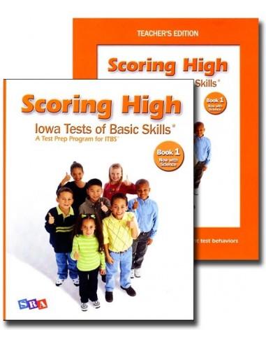 Scoring High IOWA Kit Gr. 1