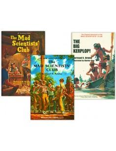 Mad Scientists' Club 3 Book Set