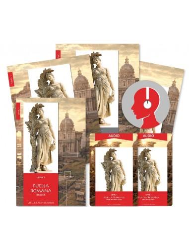 Little Latin Readers: Primer A - Complete Set