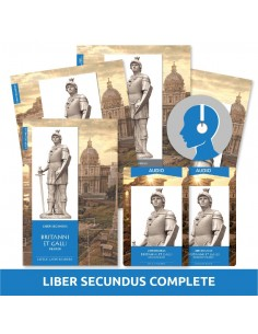 Little Latin Readers: Primer B - Complete Set