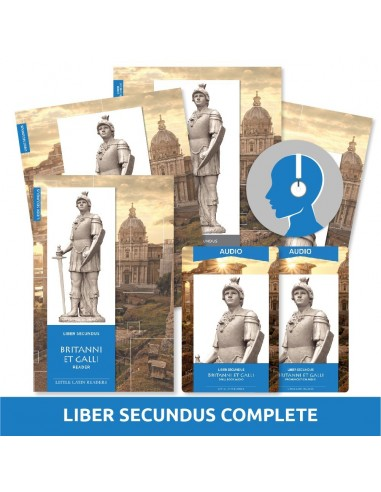 Little Latin Readers: Primer B - Complete Set