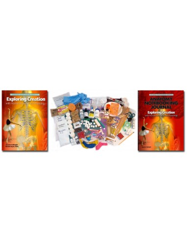 Human Anatomy Deluxe Set