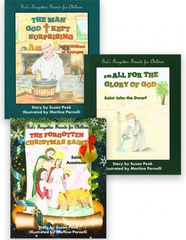 God's Forgotten Friends for Children Series