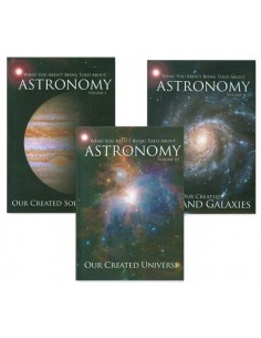 What You Aren't Being Told About Astronomy - 3 Vol. Set