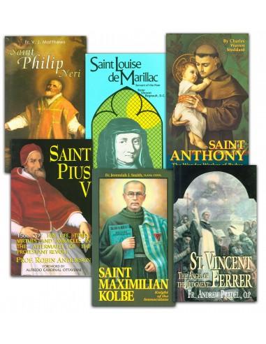 On Fire with Faith: Saint Collection