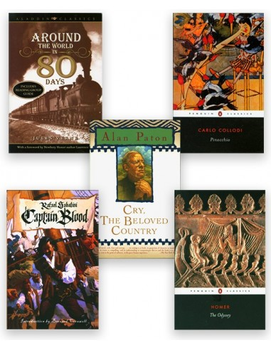 World Literature Additional Book Set