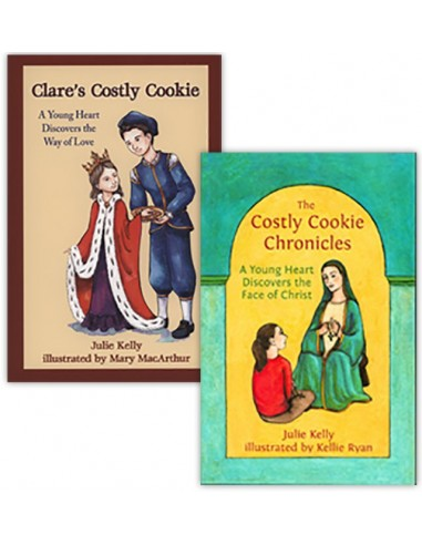 The Costly Cookie Book Set