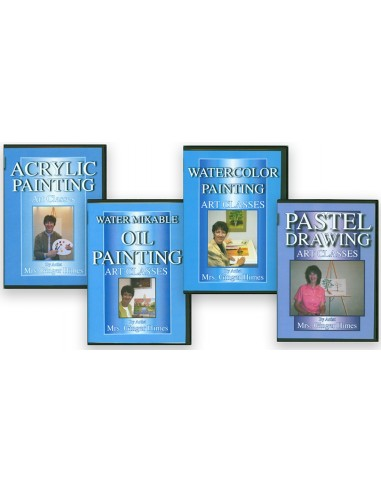 Ginger Himes Art Lesson Variety Set
