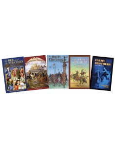 Young Adventurer's 5 Book Set