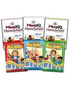 CMJ 3 Vol Box Set with Manuals