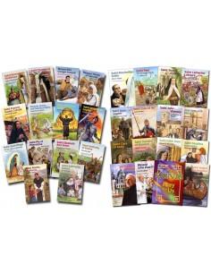 Encounter the Saints 32 book set