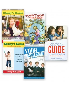 Ginny Seuffert's Five Volume set