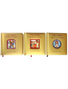 My Golden Catholic Treasury (5 Book set)
