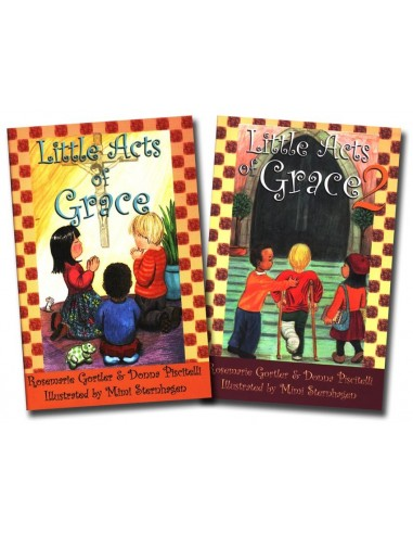 Little Acts of Grace two book set