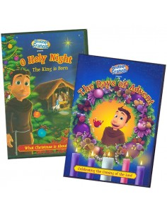 Brother Francis Advent Set