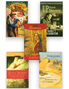 American Literature Additional Book Set