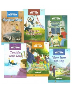 The Adventures of Nick & Sam 6 Book Set
