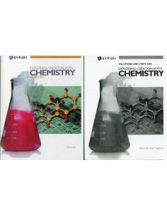Exploring Creation with Chemistry Book Set (3rd Ed.)