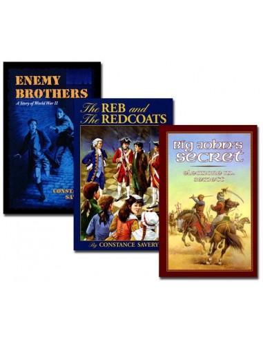Bethlehem Book Set for Boys