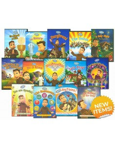 Brother Francis 14 DVD Set